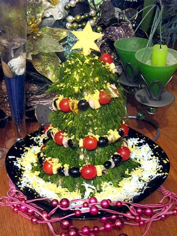 Новогоднее украшение блюд14 (465x620, 111Kb)
