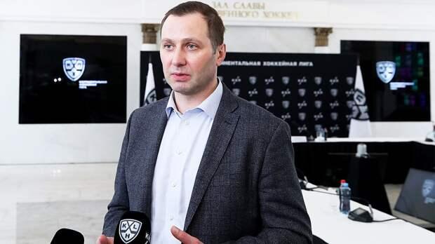 «Долг «Адмирала» — 56 миллионов, повлиять на ситуацию между СКА и «Сочи» мы не можем». Президент КХЛ Морозов