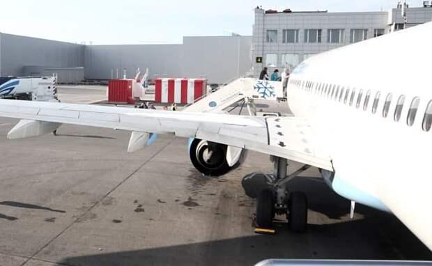 Самолет Париж-Токио экстренно сел в Новосибирске