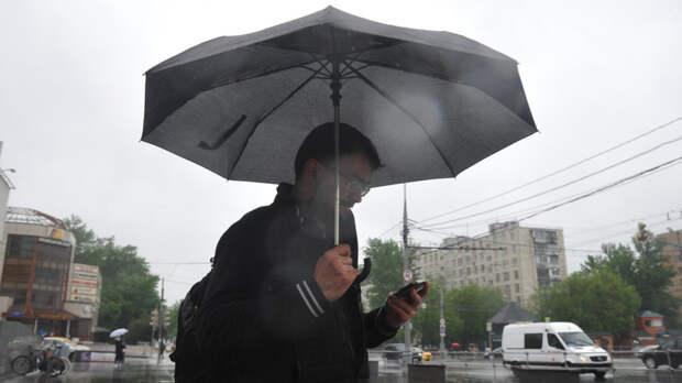МЧС сообщило об ухудшении погоды в Москве до 9 мая