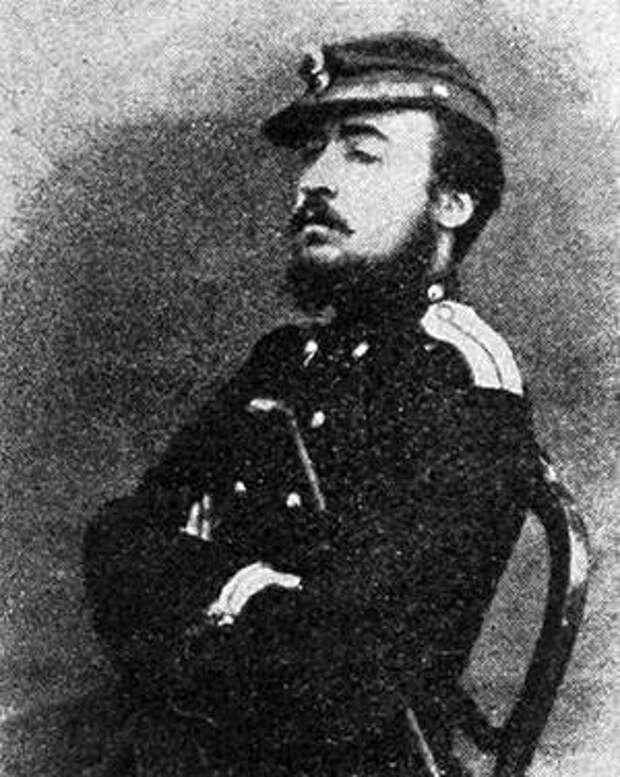 Солдат-художник Николай Николаевич Каразин