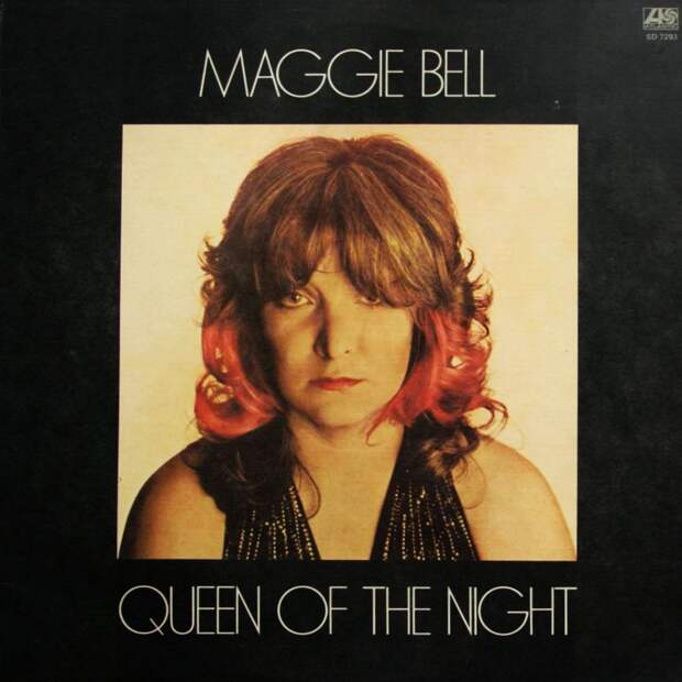 Maggie Bell. Queen Of The Night 1974