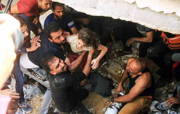 Обострение конфликта на Ближнем Востоке: число жертв продолжает расти