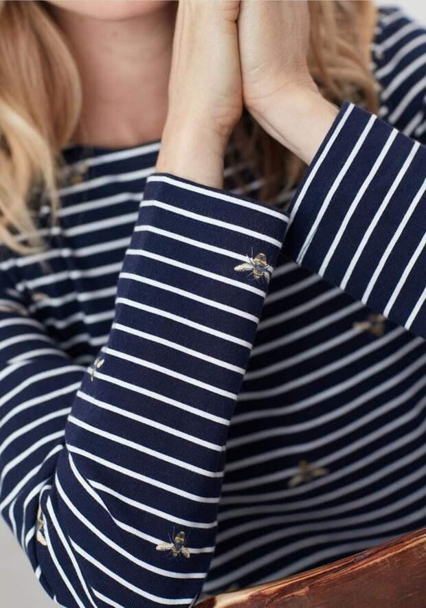 Полоски на тельняшке и не только, которые добавляют образу стиля: что носить весной