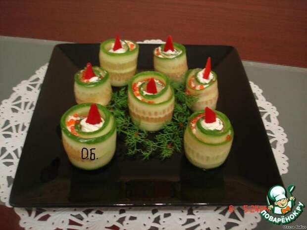 Новогоднее украшение блюд22 (700x525, 40Kb)