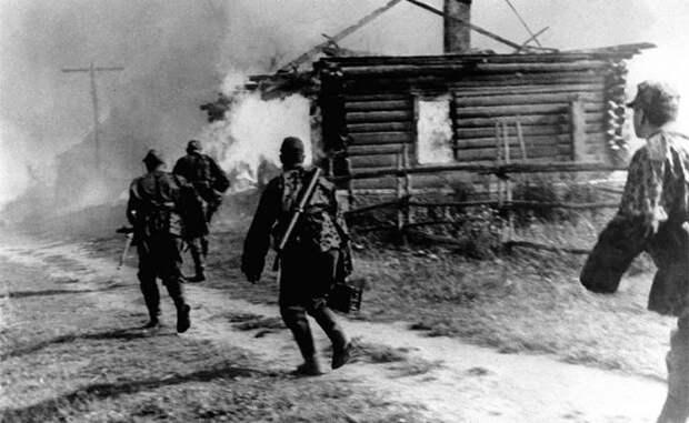 «Отрубил головы двум офицерам, уничтожил 21 фрица»: как красноармеец с топором наперевес разогнал полроты фашистов