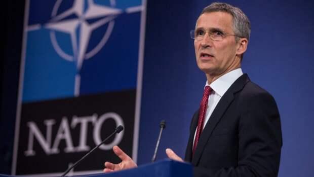 """НАТО в очередной раз заявила о """"наращивании"""" военной мощи Россией"""