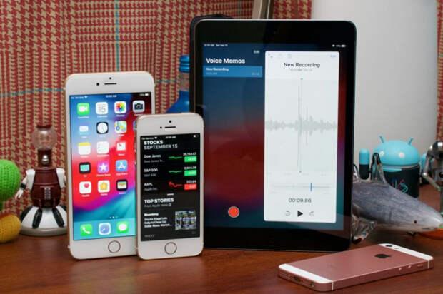 Apple выпустила важное обновление для семилетнего iPhone 5S и шестилетнего iPhone 6, а также других заслуженных ветеранов