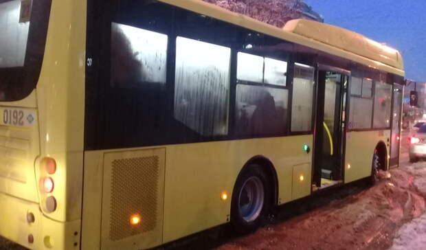 Работники МКП «Оренбургские пассажирские перевозки» рискуют остаться без денег