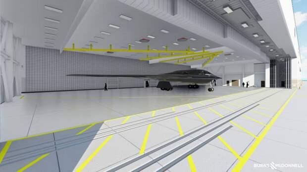 Строительство самолетов B-21 Raider. Актуальные работы и планы на будущее