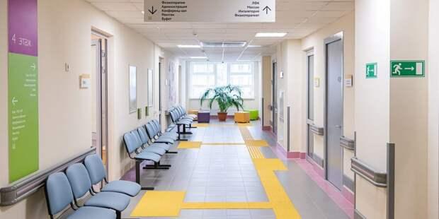 Главврач поликлиники №62 подготовила онлайн-экскурсию по ремонтируемому филиалу в Чапаевском