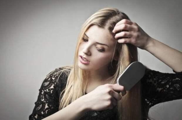 Борьба с выпадением волос в народной медицине