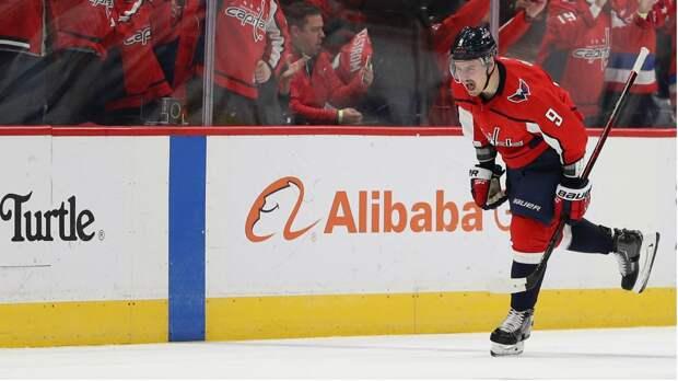 Орлов сравнял счет в матче «Вашингтон» — «Баффало», забросив 6-ю шайбу в сезоне