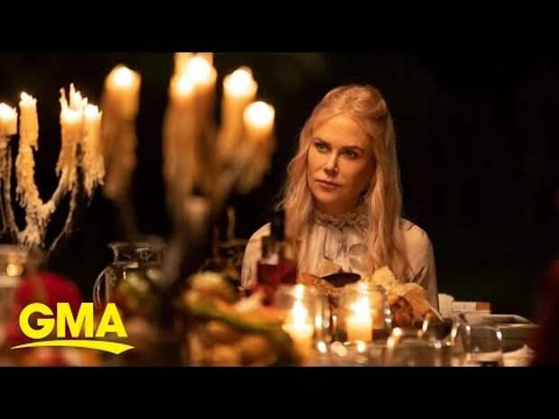 Nine Perfect Strangers: Nicole Kidman's Wellness Retreat Drama Gets Full Trailer