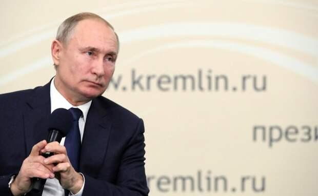 Владимир Путин рассказал, что он пьет вместо чая