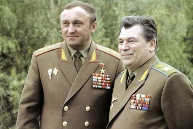 Два министра, СССР и РФ война, история, политика, факты
