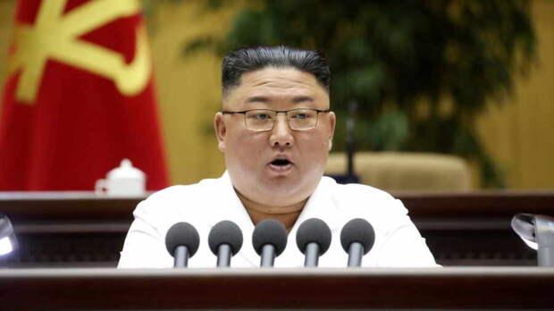 Северная Корея готовится к конфронтации с США - Ким Чен Ын