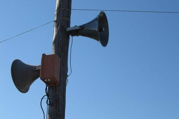 МЧС вводит единый сигнал оповещения об опасности