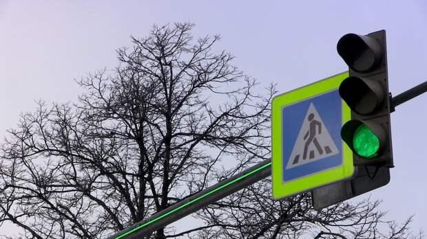 Светофоры на улицах Лефортова работают в штатном режиме — ЦОДД