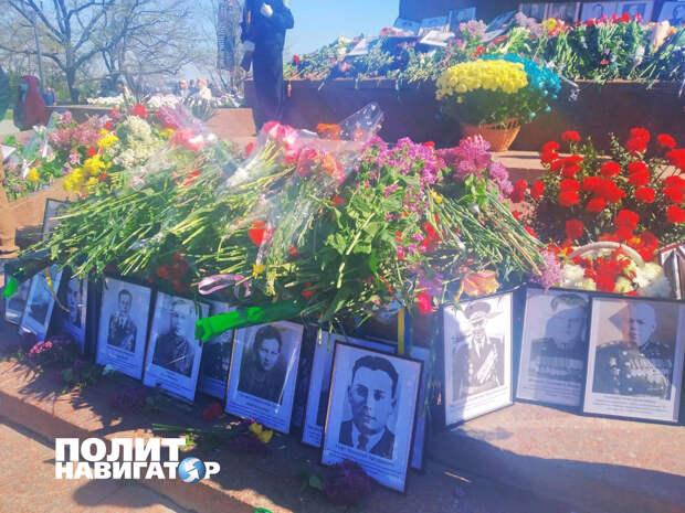 9 Мая в Одессе: «А я в Россию домой хочу…»