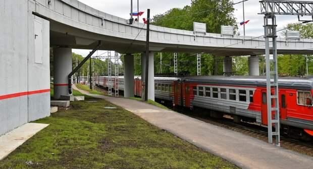 Путепроводы через Волочаевскую и шоссе Энтузиастов реконструируют
