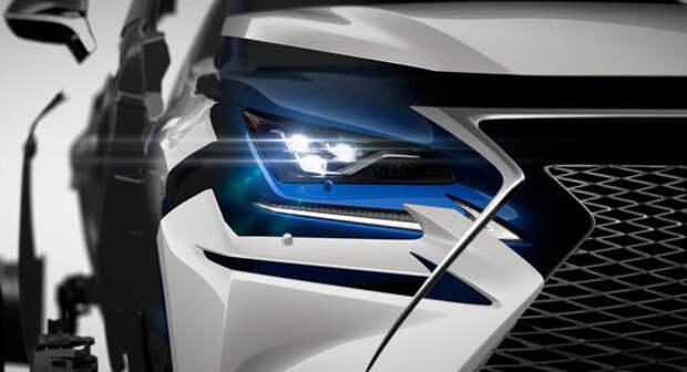 За красивые глаза: Lexus NX спешно обновится