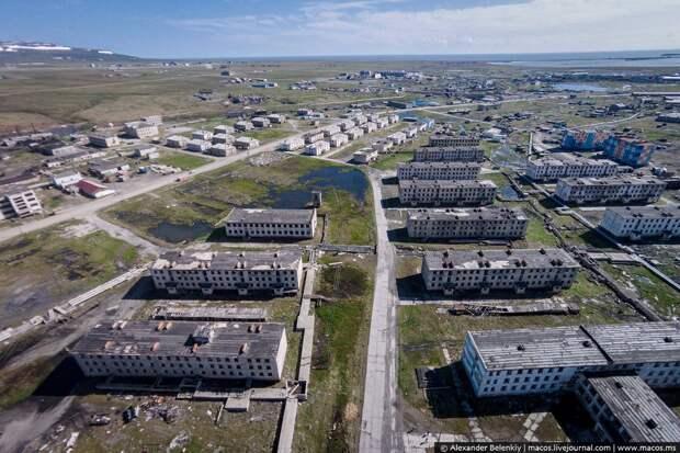 Заброшенная Чукотка. Что осталось от региона после развала СССР