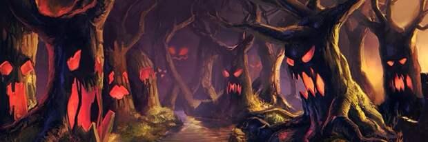 Сказки дремучего леса