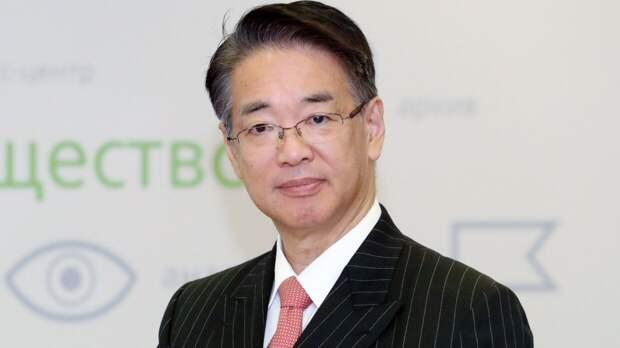 Чрезвычайный посол Японии рассказал, чем его восхитили уроки дзюдо в России
