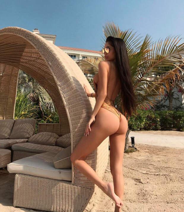 Алина Лобачева: девушка смутившая шейхов