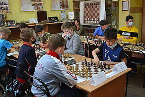 В Барнауле прошёл краевой этап всероссийского шахматного турнира среди школьников