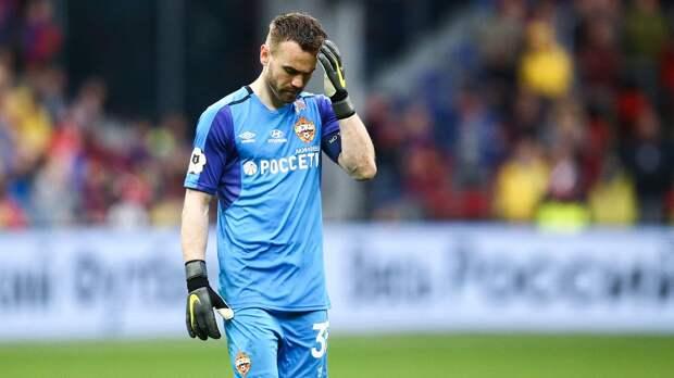 Уткин: «Акинфеев после поражения от «Зенита» задумался о том, чтобы закончить с футболом»