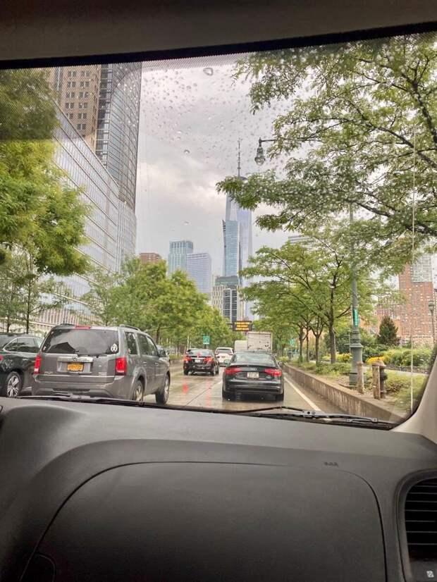Фото из Нью-Йорка от моего друга Андрея
