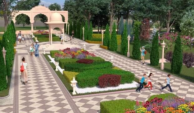 Круглогодичную фестивальную площадку в Отрадном планируют открыть  ко Дню города