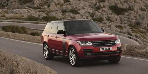 Королевские премудрости: Range Rover обновился по нескольким фронтам
