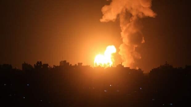 Ливан выпустил три ракеты в район Средиземного моря у побережья Израиля