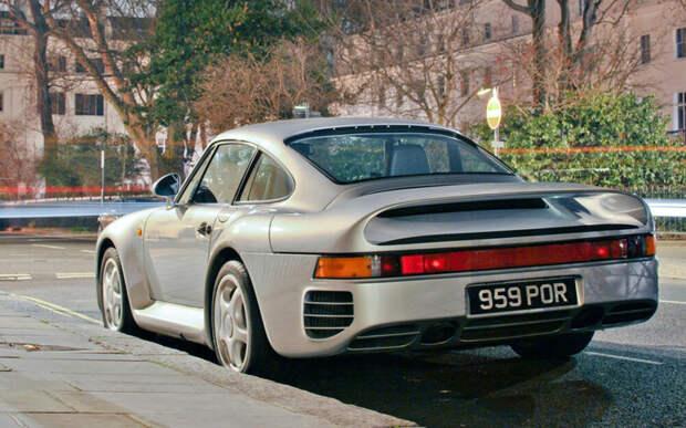 Какой самый технологичный авто 80-хх годов? Ответ - Porsche 959. Почему? Узнаете в статье