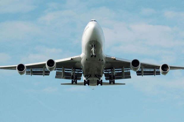 Boeing 747 предлагали переоборудовать в носитель истребителей