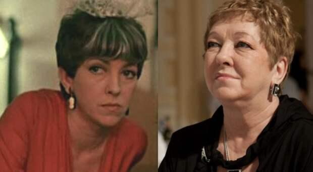 ТОП-5 редких фото российских актрис старше 70 лет