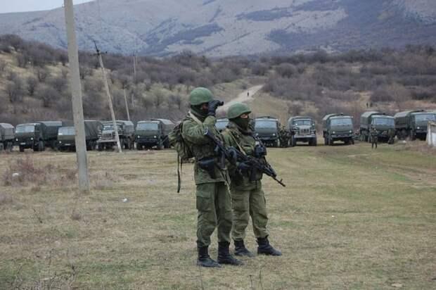 Украина потребовала отмены воинского призыва в Крыму