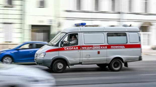 «Скорая» увезла ребенка с ушибом гортани из детского сада в Петербурге