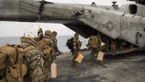 В КНР высмеяли эстонские учения армии США для «устрашения России»