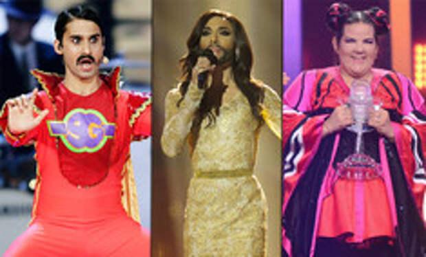 Какие тренды миру задало «Евровидение»