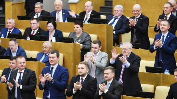 Госдума рассмотрит законопроект о возврате к прежнему пенсионному возрасту уже к 1 июля 2021 года