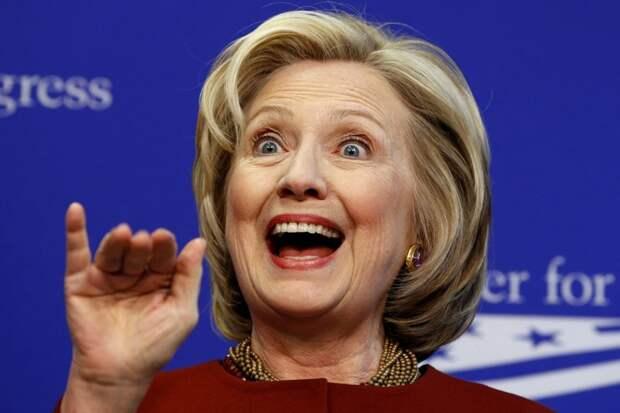 Хиллари Клинтон назвала США «последней надеждой Земли», а американцев — «исключительной нацией»