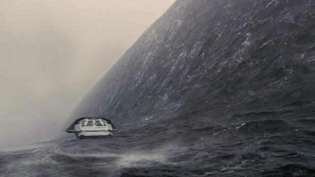 Мир без суши: если бы планета была покрыта водой 1