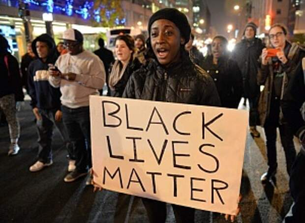 США: почему разваливается движение БЛМ? Лидеры Black Lives Matter не оправдали ожиданий низов