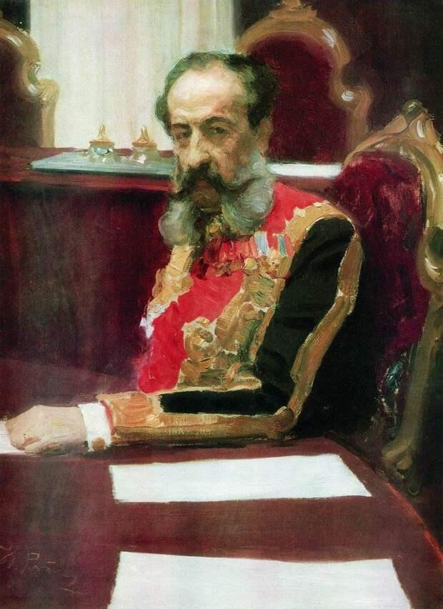 Михаил Сергеевич Волконский (1832-1939),  тайный советник, статс-секретарь, сенатор и обер-гофмейстер из рода Волконских
