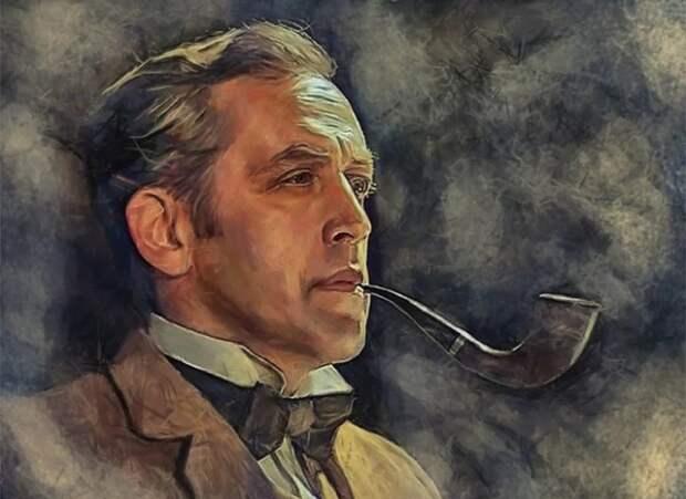 Очень личная жизнь Шерлока Холмса: как литературный герой вырвался из книг в реальную жизнь.