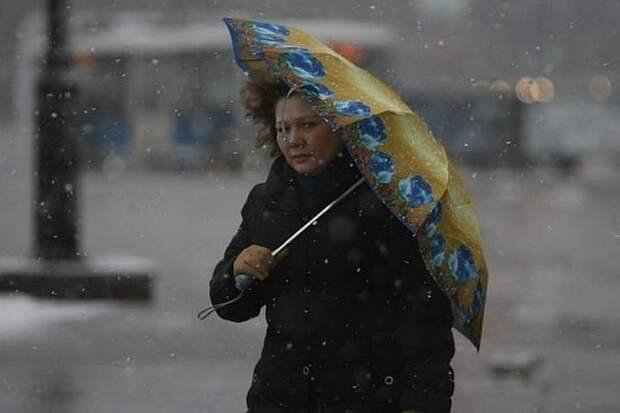 Желтый уровень опасности в Москве продлен до 21 апреля